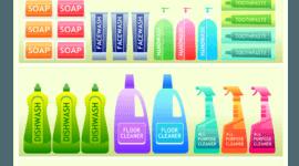 Champús y detergentes nocivos para la salud