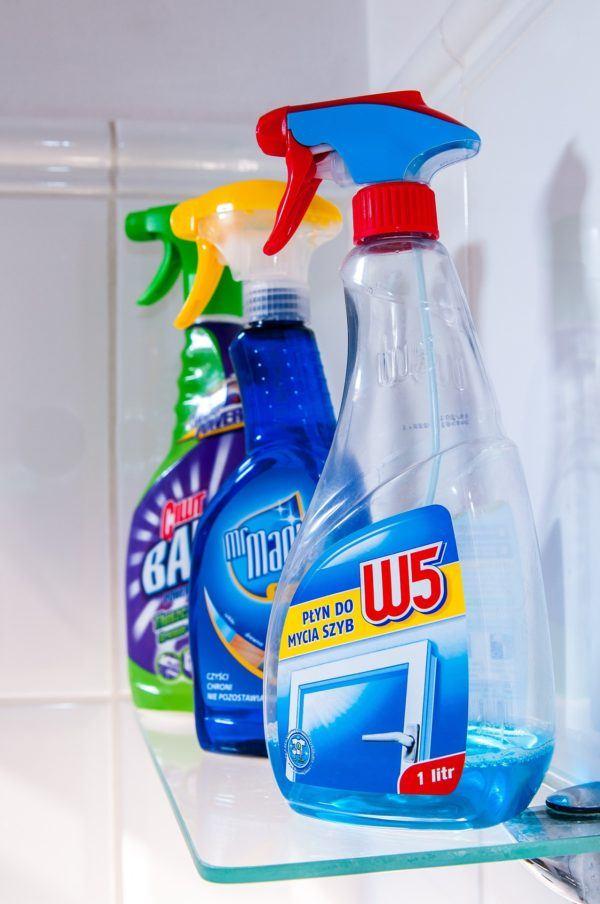 efectos nocivos del detergente en la salud