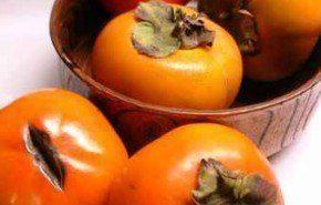 El caqui, una fruta para la buena salud. Parte 1º