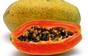 La papaya, beneficios y propiedades