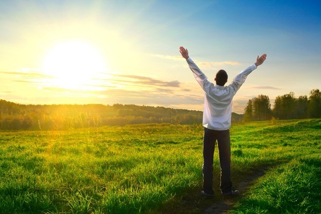 Resultado de imagen de luz solar en la salud