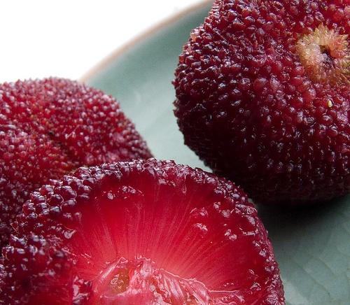 bayas-chinas-yang-mei-que-son-beneficios-fruto