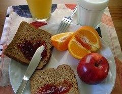 Un buen desayuno ayuda a bajar de peso