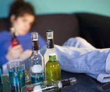 El alcohol en los jóvenes y sus consecuencias