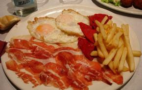 El Colesterol y los alimentos perjudiciales