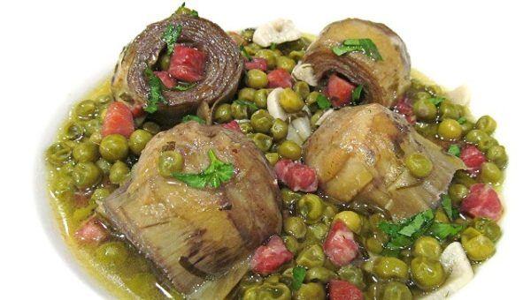 alcachofas dieta