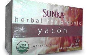 Té de Yacón