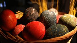 """Una muy rica Tradición, """"Los Huevos de Pascua"""""""
