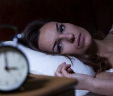 Insomnio: qué es, síntomas y causas