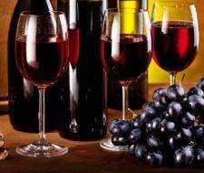 Beneficios del Vino tinto