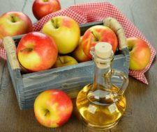 Vinagre de manzana Propiedades y Beneficios