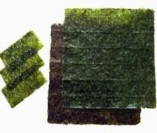 Algas nori