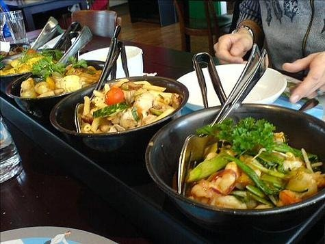 Cocina wok for Cocinar wok