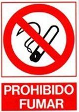 PRL PROHIBICION prohibido fumar