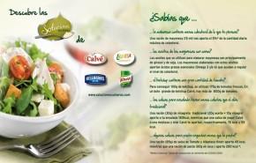 Dieta sana con soluciones salseras