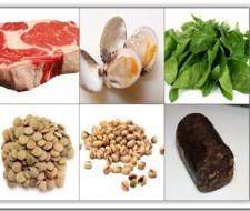 Remedios caseros y naturales para la anemia