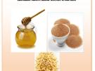 Exfoliantes caseros  Azúcar moreno, avena y miel