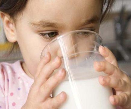 alergia leche niños