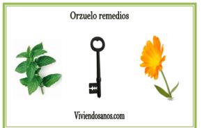 Orzuelos remedios