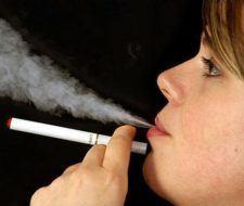 Cigarrillo eléctrico | información