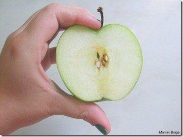 Corazón de manzana1