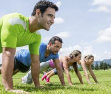 Rutinas de ejercicio en casa para hombres y para mujeres