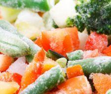 Alimentos supercongelados | Ventajas y desventajas