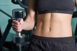 Entrenar abdominales bajos