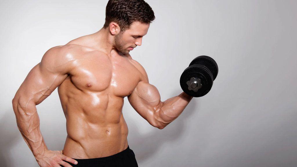 ejercicios de biceps con mancuernas