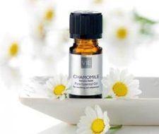 Aceite manzanilla| Receta