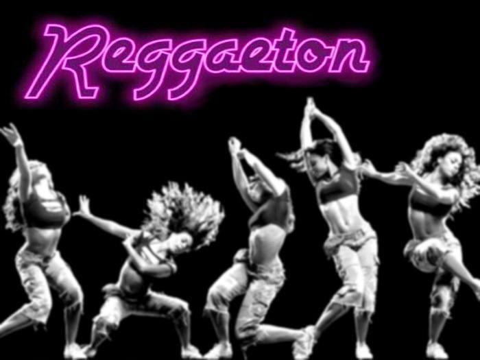 foto chica reggaeton: