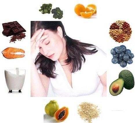 stress-foods