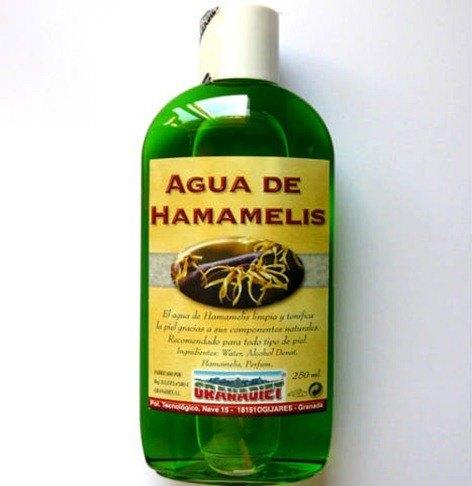 Agua de Hamamelis
