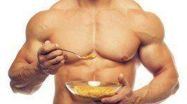 Dieta para aumentar volumen muscular