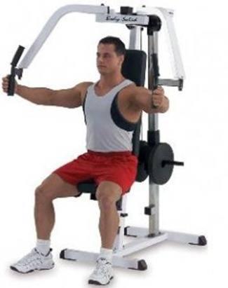 Rutina de entrenamiento para aumentar volumen muscular