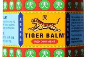 Bálsamo de tigre rojo, propiedades