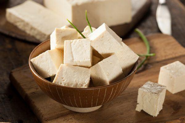 Usos del tofu cocer tofu