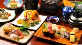 Comida japonesa – Beneficios y Propiedades