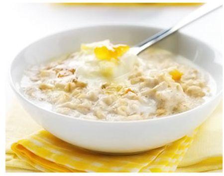 Resultado de imagen para salvado de avena con yogur