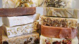 Jabones naturales – Beneficios, Propiedades y tipos