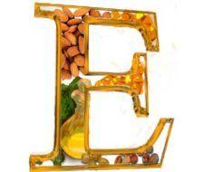 Qué alimentos contienen vitamina E