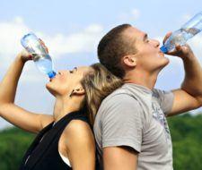 Importancia de la hidratación en el deporte