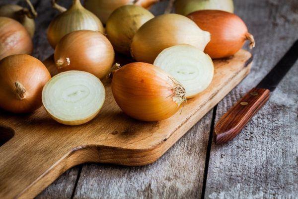 Los beneficios de la cebolla