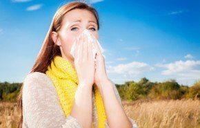 Cómo prevenir la alergia de primavera