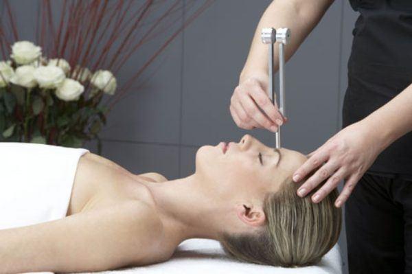 la sonopuntura y los diapasones para la salud