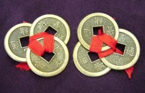 Las Monedas Chinas (Feng Shui)