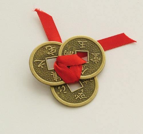 Las monedas chinas feng shui for Elementos del feng shui y su significado