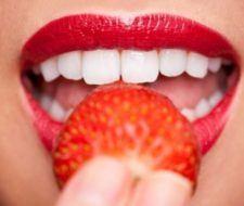 10 remedios caseros para blanquear los dientes