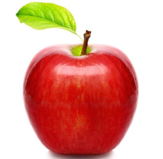 manzana anticolesterol