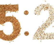 La dieta del ayuno 5.2 para adelgazar